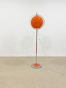 Olasz fújt üveg design állólámpa