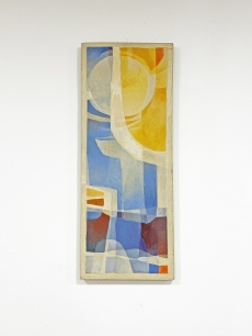 Modernista festmény - 1960 körül