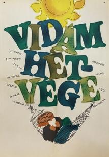 Vidám hétvége - eredeti moziplakát