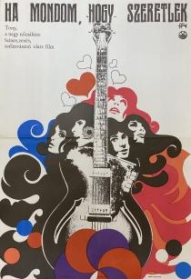 Ha mondom, hogy szeretlek - eredeti filmplakát
