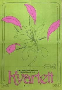 Kvartett - eredeti filmplakát