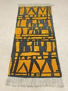 Modernista, retro gyapjú szőnyeg