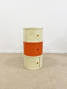 Space age design polcos szekrényke