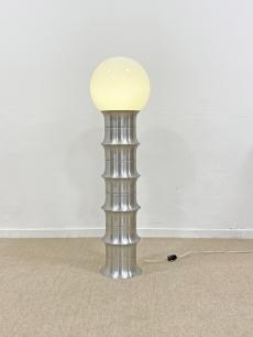 Iparművészeti design oszlop állólámpa