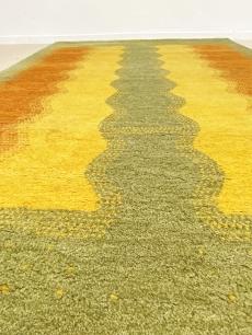 Gyönyörű design gyapjú szőnyeg