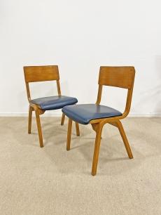 Formás design szék pár