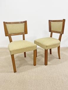 Impozáns, Kozma stílusú art deco szék pár