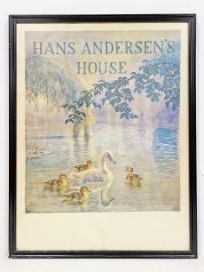 Hans Andersen's House - plakát