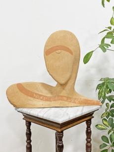 Laborcz Mónika - Mona kerámia szobor