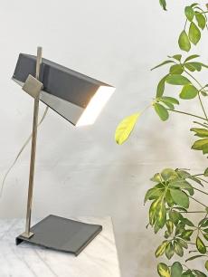 Space age, retro robot lámpa
