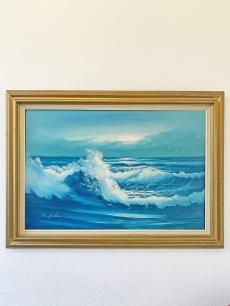 Norma Jeen Brown - Hawai hullámai - waters of Hawaii