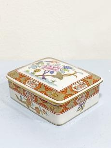 Herendi Oriental Shanghai porcelán bonbonier ( SH)