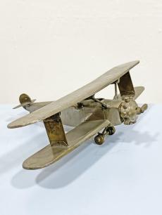 I. Világháborús duplaszárnyú repülőgép - biplane