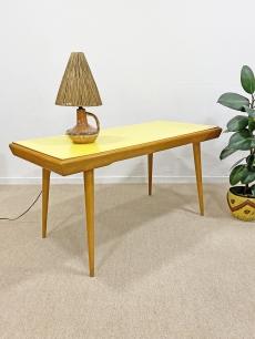 Jiri Jiroutek mid-century modern kávézó asztal