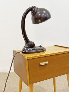 Bauhaus bakelit asztali lámpa 1930 körül