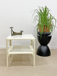Vico Magistretti design dohányzóasztal