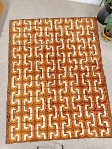 Szuper retro moket szőnyeg