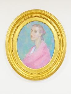 Potyók Tamás - női portré